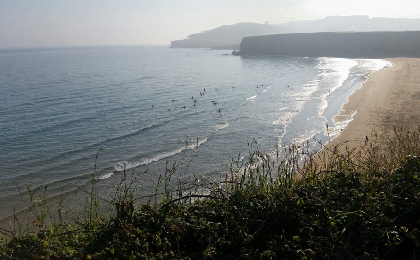 Day 10: Guemes – Santander (15km)
